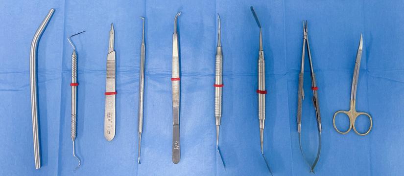 Percorso di approfondimento in chirurgia orale 5